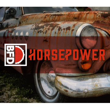 BFD3 Expansion Pack: Horsepower