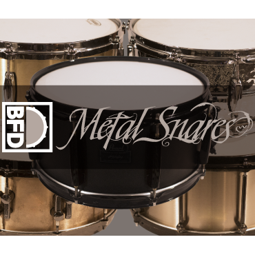 BFD3 Expansion Pack: Metal Snares