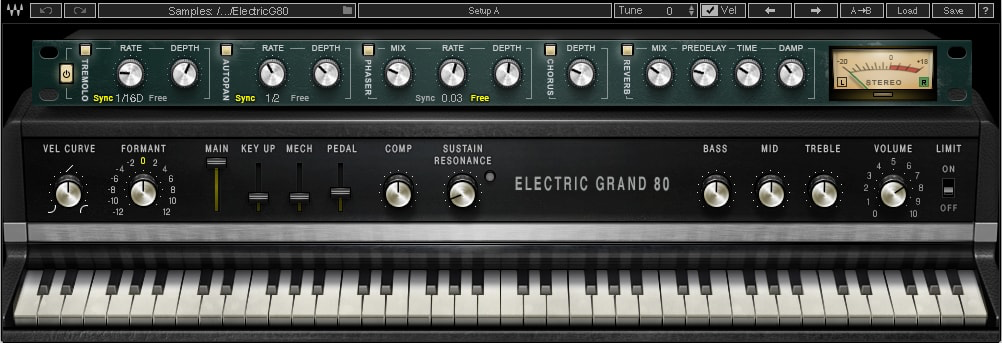 Electric Grand 80 Piano