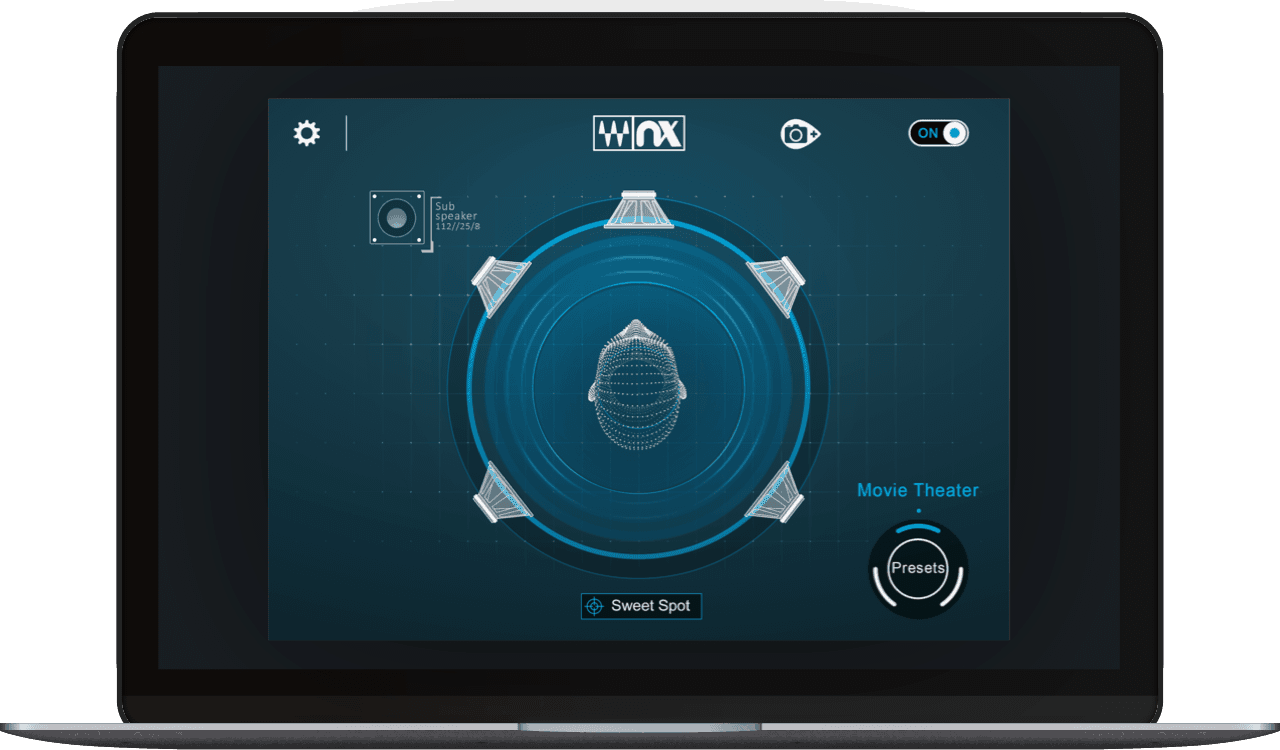 Waves Nx - 3D Audio for Win/Mac