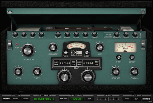 EC-300 Echo Collection HD