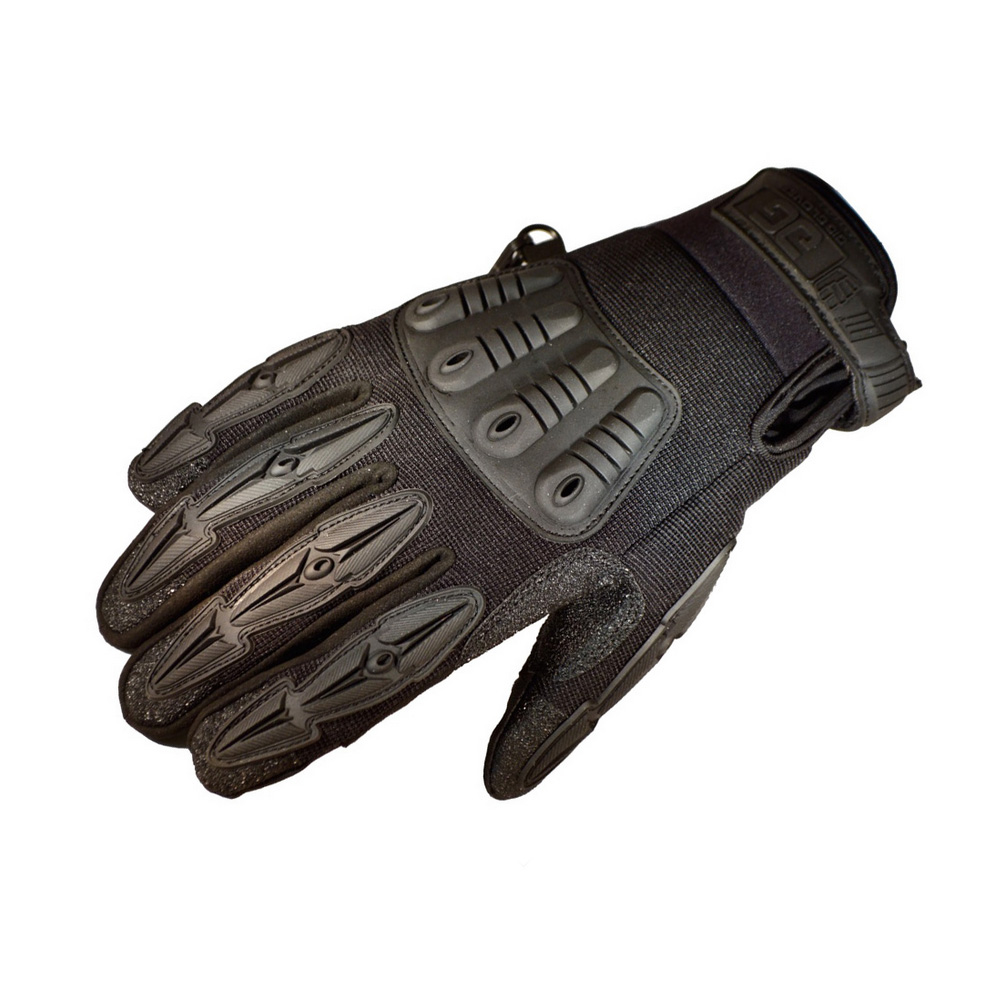 GIG GLOVES ONYX (All Black) X-Large