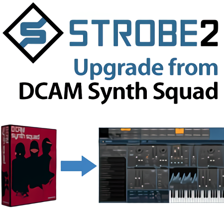 Strobe 2 Upgrade from DCAM Synth Squad