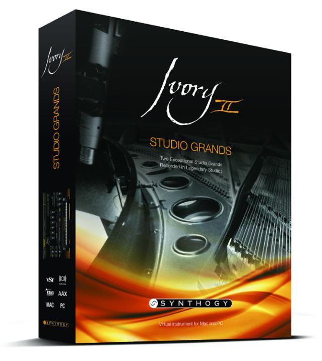 Ivory II Studio Grands (Download)
