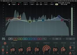 F6 Floating-Band Dynamic EQ