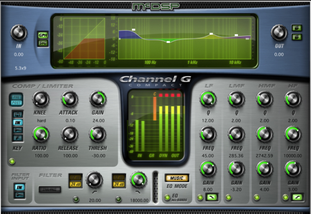 Channel G Compact Native v6 (Academic)