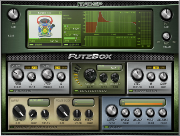 FutzBox Native v6 (Academic)