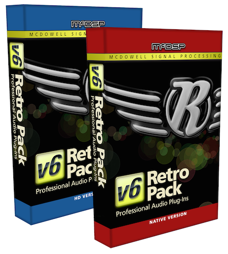 Retro Pack Native v6 (Academic)
