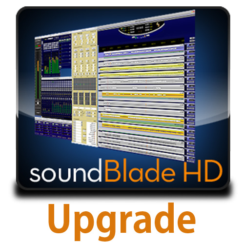 sBHD 2.0 to soundBlade HD Version 2.3 Upgrade