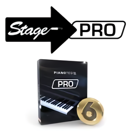 Pianoteq 6 Pro Upgrade from Pianoteq Stage
