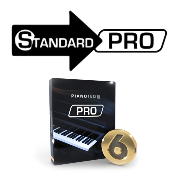 Pianoteq 6 Pro Upgrade from Pianoteq Standard