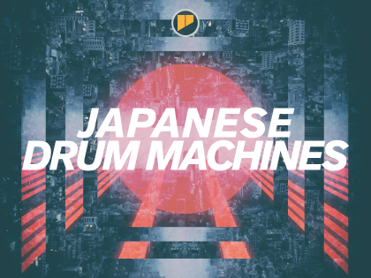 Geist Expander: Japanese Drum Machines