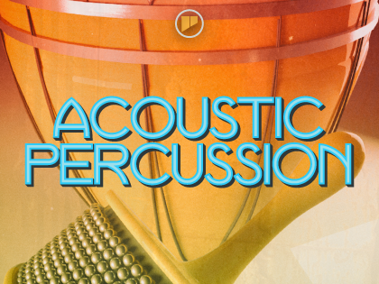 Geist Expander: Acoustic Percussion