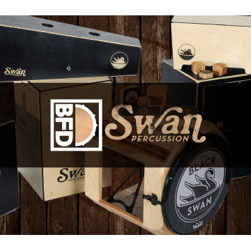 BFD3/2 Expansion KIT: Swan Percussion