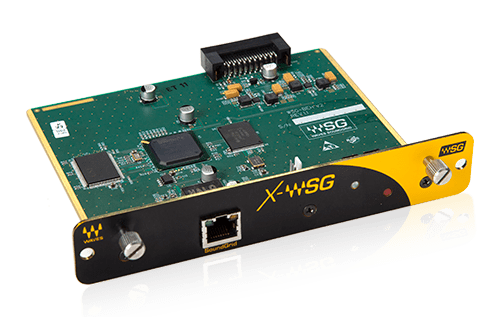 X-WSG I/O Card for X32 and M32 Consoles