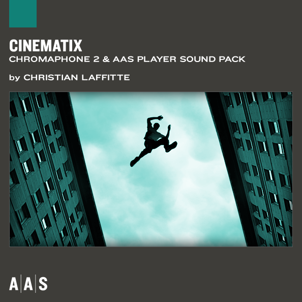 Chromaphone Sound Banks: Cinematix