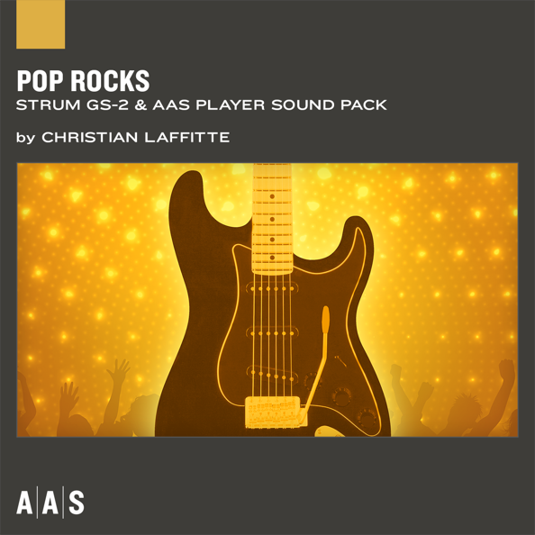 STRUM GS Sound Banks: Pop Rocks
