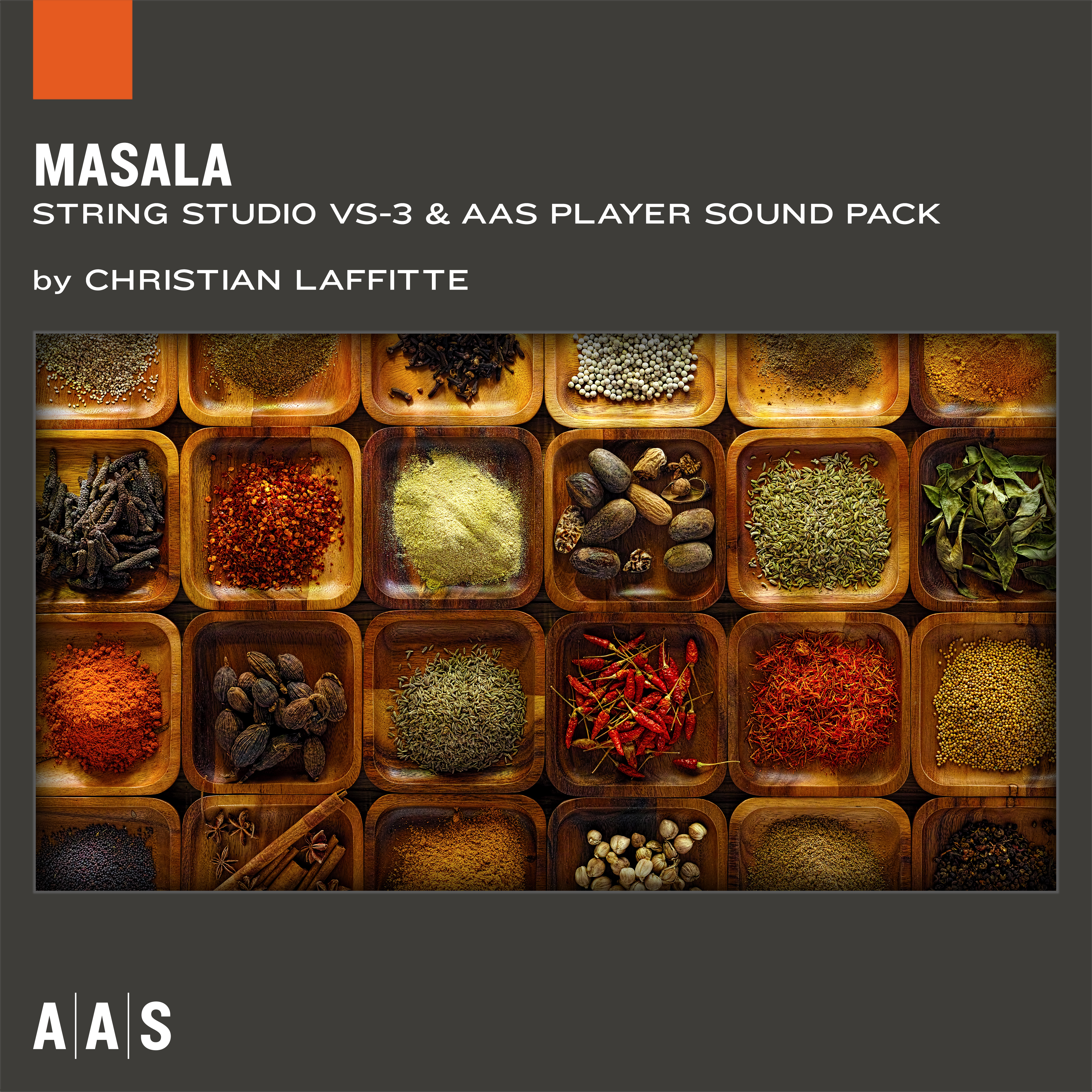 String Studio Sound Banks: Masala