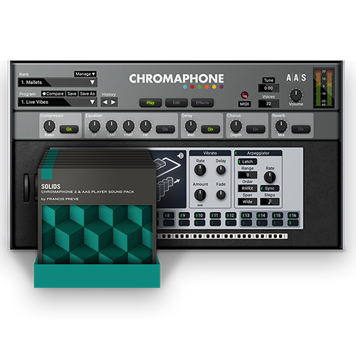 Chromaphone 2 +PACKS v8
