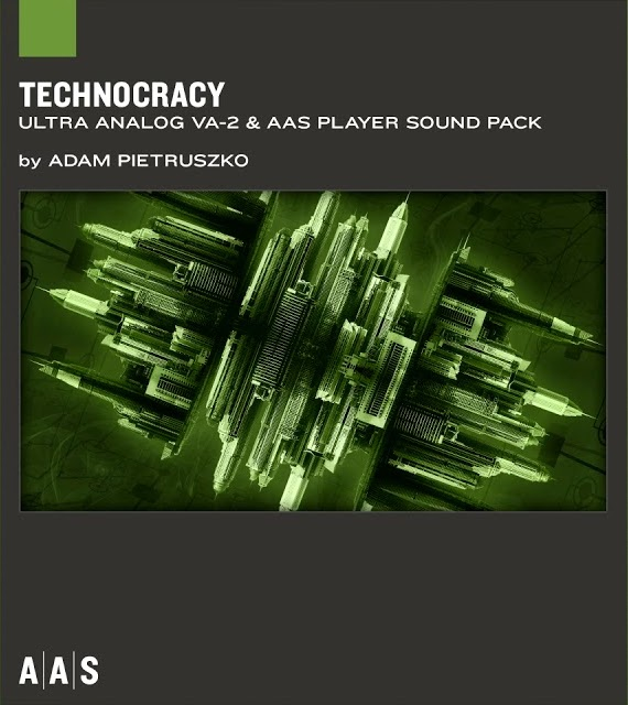 Ultra Analog Sound Banks: Technocracy