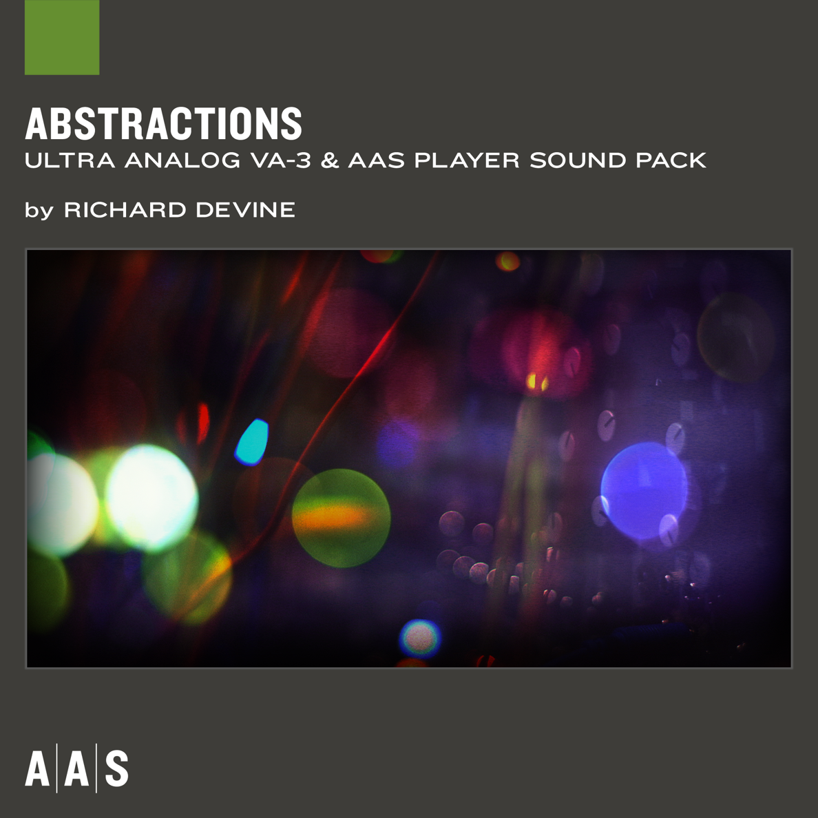 Ultra Analog Sound Banks: Abstractions