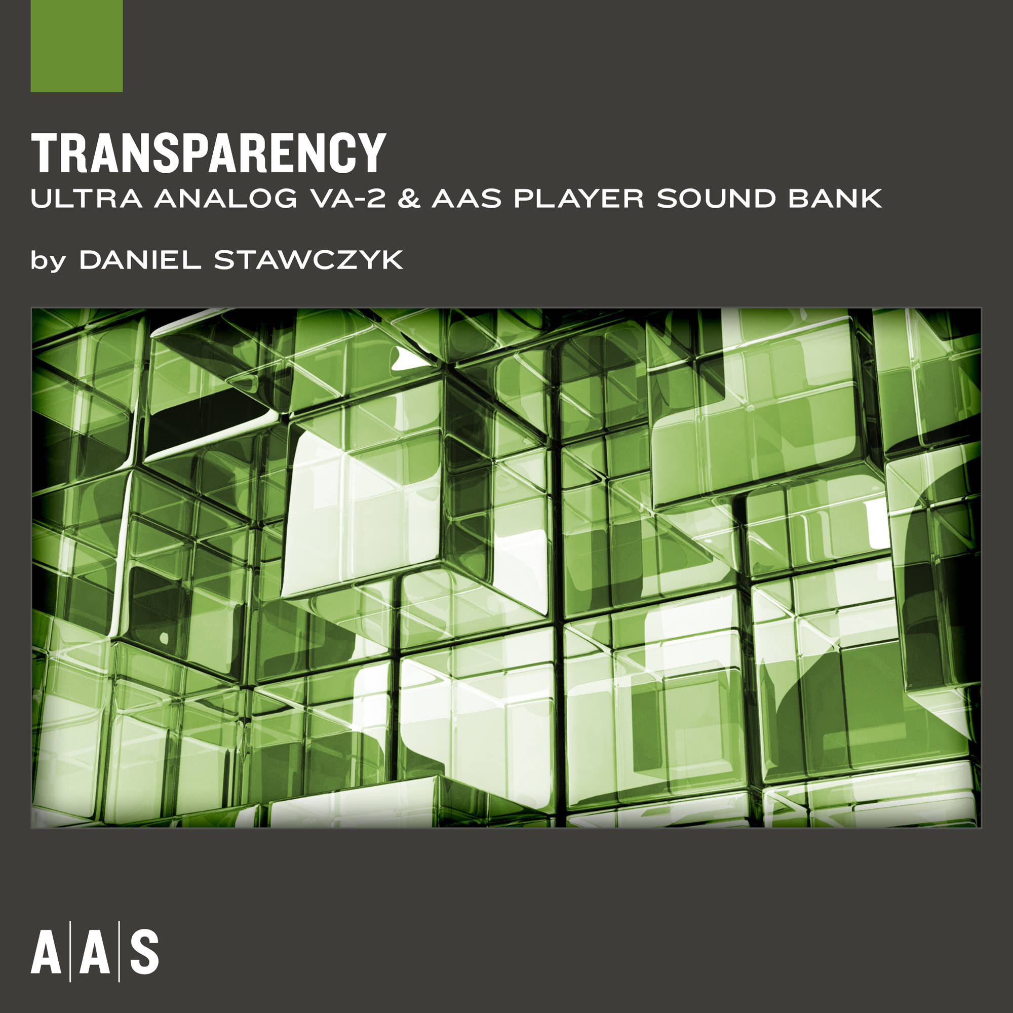 Ultra Analog Sound Banks: Transparency