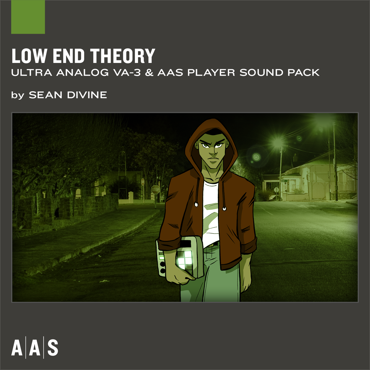 Ultra Analog Sound Banks: Low End Theory