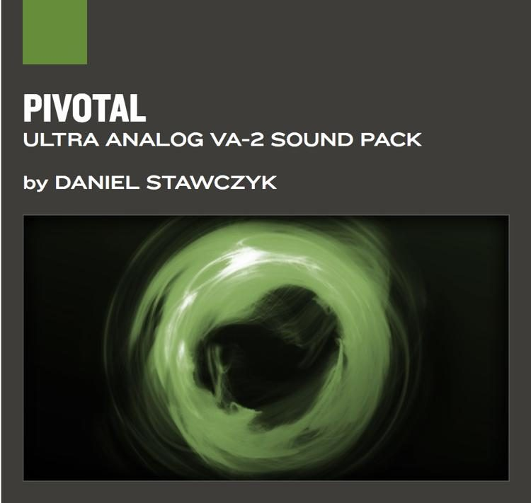 Ultra Analog Sound Banks: Pivotal
