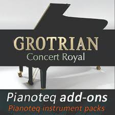 Grotrian Concert Royal Grand Piano add-on for Pianoteq