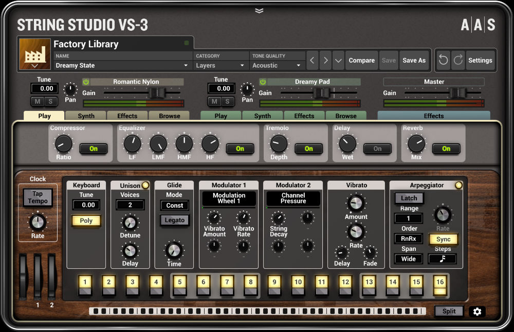 String Studio VS-3