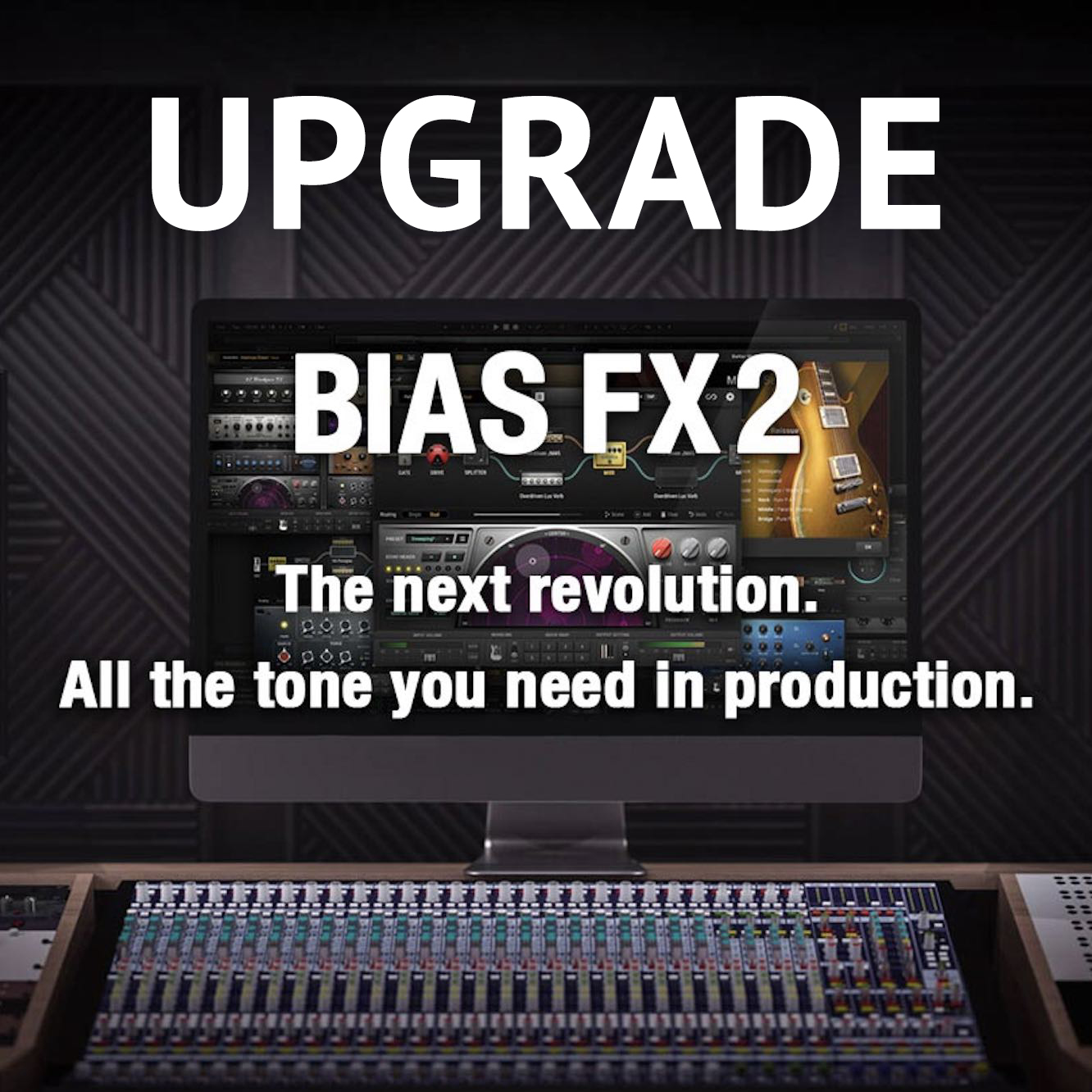 Upgrade From BIAS FX Standard to BIAS FX 2 Professional