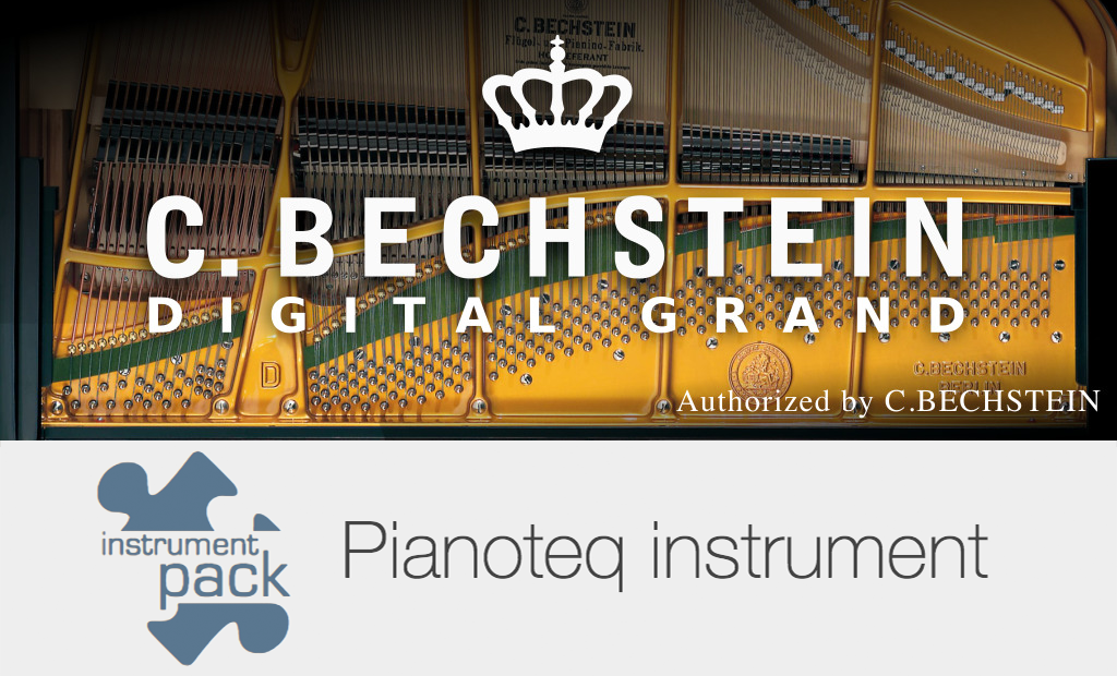 C. Bechstein Digital Grand add-on for Pianoteq