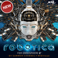 Robotica _ Patches for Omnisphere 2
