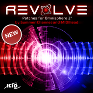 Revolve _ Patches for Omnisphere 2