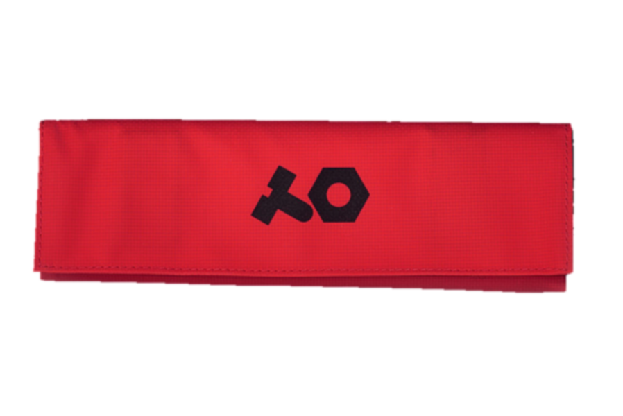 OP-Z pvc roll up red bag