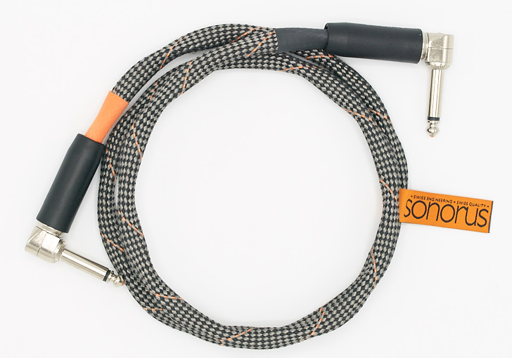 sonorus protect A Inst Cable 100cm Angled - Angled