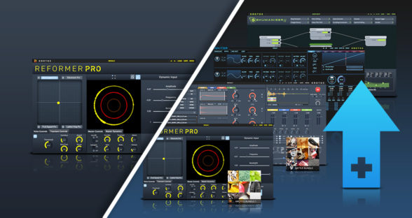 Sound Design Bundle 2 Upgrade from Reformer Pro