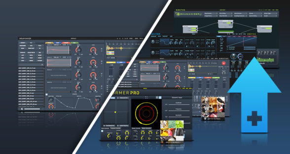 Sound Design Bundle 2 Upgrade from Weaponiser Basic