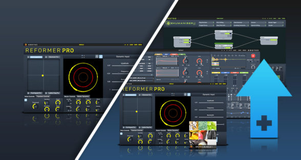 Sound Design Bundle Upgrade from Reformer Pro