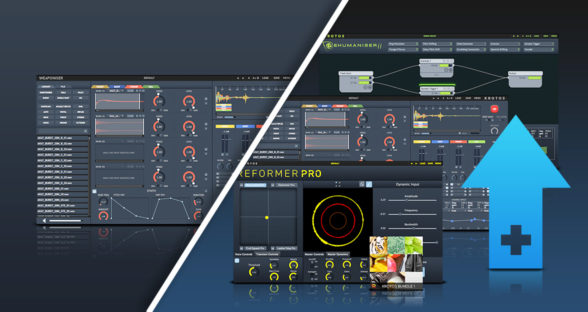 Sound Design Bundle Upgrade from Weaponiser Basic