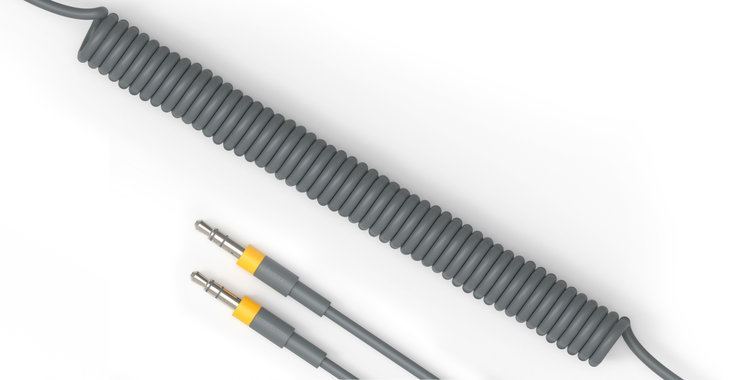 OP-Z audio cable reg curly 1200mm