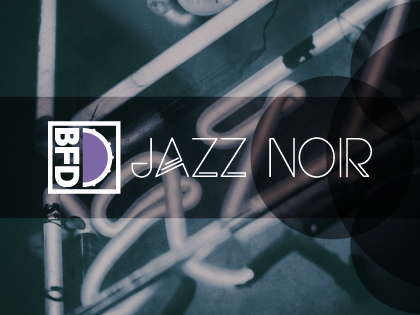 BFD3/2 Expansion Pack: Jazz Noir
