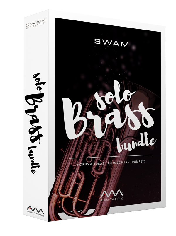 SWAM Solo Brass bundle