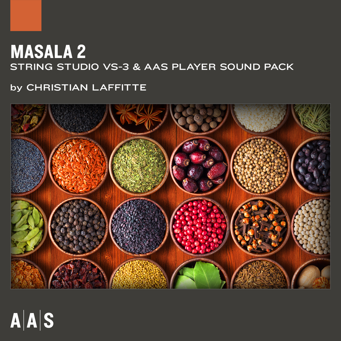 String Studio Sound Banks: Masala 2
