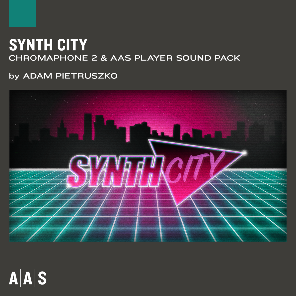 Chromaphone Sound Banks: SYNTH CITY