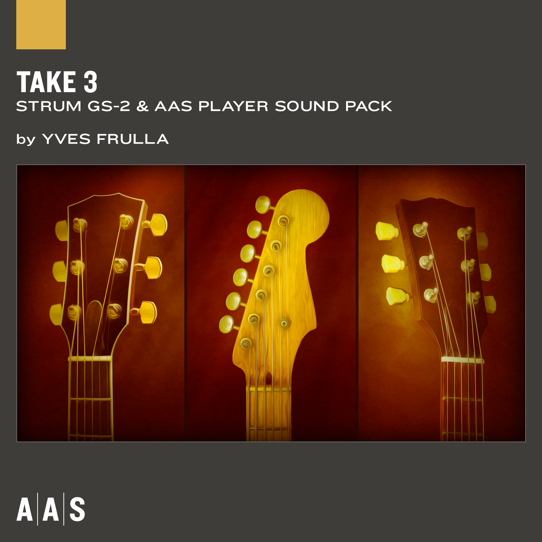 STRUM GS Sound Banks:TAKE 3