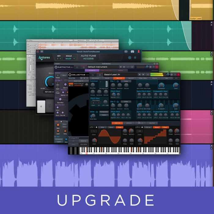 WAVEFORM PRO BASIC upgrade from WAVEFORM 8
