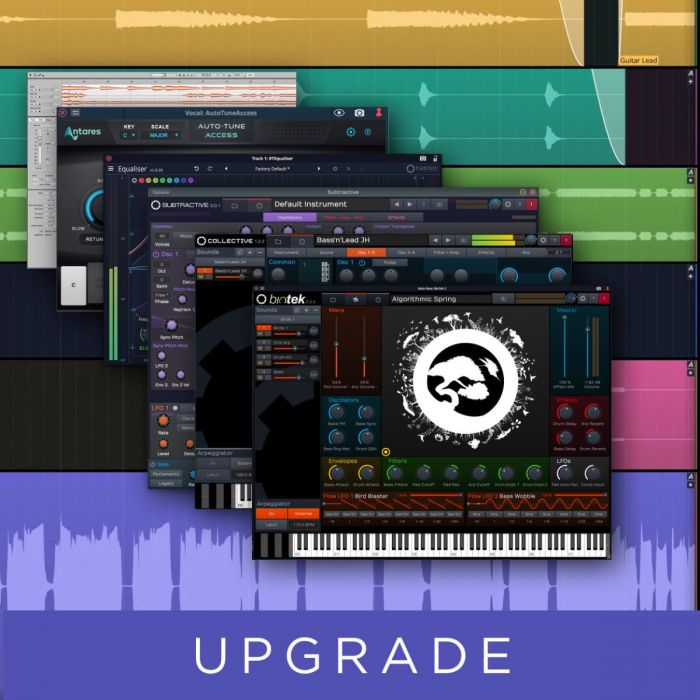 WAVEFORM PRO STANDARD upgrade from WAVEFORM 9