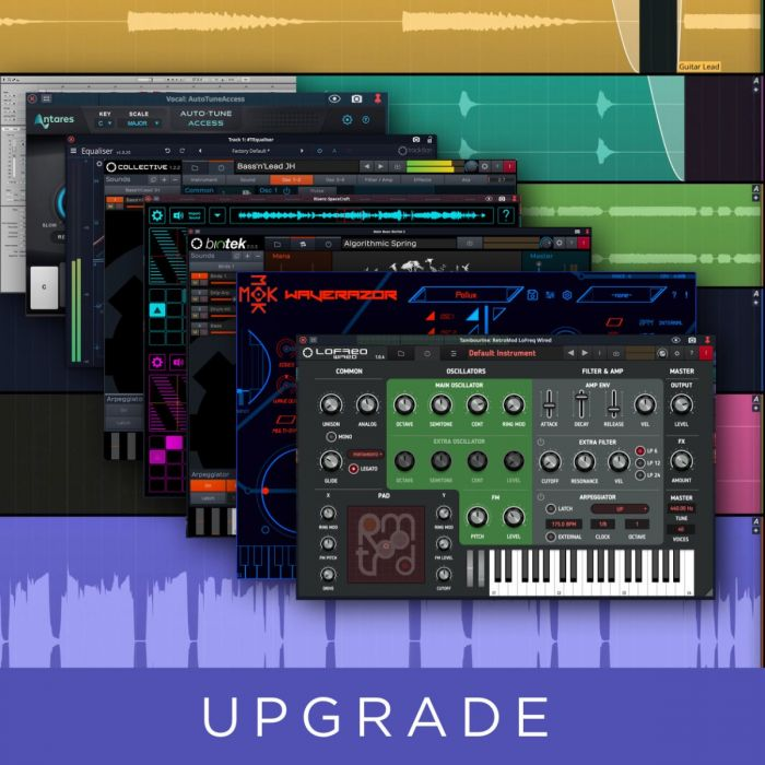 WAVEFORM PRO EXTREME upgrade from WAVEFORM 10