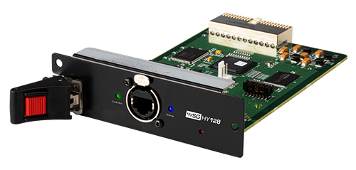 WSG-HY128 I/O Card for Yamaha RIVAGE PM Consoles
